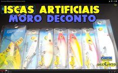Dica Iscas Artificiais Deconto [PESCAS & DICAS] (+playlist)