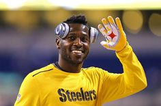 Antonio Brown Hauls in Back-Shoulder Throw for Touchdown (Video)