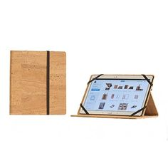 Cork Ipad Cover or Tablet Case - Tamposkine Table Covers, Cork, Ipad, Table Clothes, Corks, Table Linens