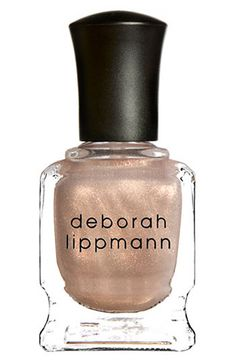 Deborah Lippmann Diamonds and Pearls #own #DeborahLippman #kbshimmer  #style #zoya #OPI #nailsinc #dior #orly #Essie #Nubar @opulentnails over 18,000 pins
