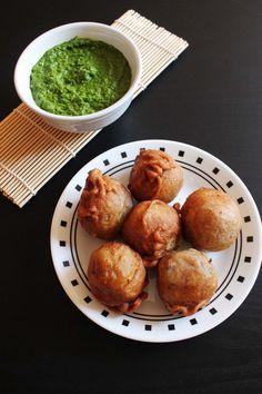 Faraali Batatavada - Vrat ka khana - Navratri Fasting recipe