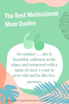 Our favorite motivational Mom quotes and inspirational Mom quotes #motivationalmomquotes #inspirationalmomquotes #momquotes #momquote First Birthday Party Themes, Boy Birthday, Inspirational Quotes For Moms, Barbara Kingsolver, Things I Want, Good Things, Henry Miller, A Child Is Born, Quotes About Motherhood