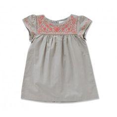 Frida dress in grey