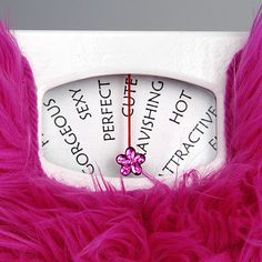 The sort of scale every woman needs in her home. - This is too cute, i had to share it with you ladies. No matter what size you are, as long as you have a beautiful heart YOU ARE BEAUTIFUL, sometimes we can forget that. NEED THIS SCALE! Lol