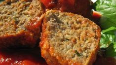 Best Meatballs, Italian Meatballs, Easy Baked Meatballs, Chicken Meatballs, Spaghetti And Meatballs, Meat Recipes, Cooking Recipes, Meatloaf Recipes, Healthy Meatloaf