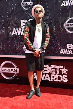 Chris Brown 2015 BET Awards