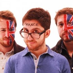 Jake and Amir London Shows