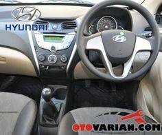 Hyundai i10 interior