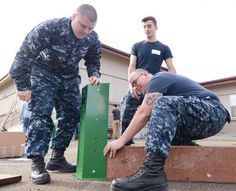 NAS Whidbey crew goes gaga in Anacortes