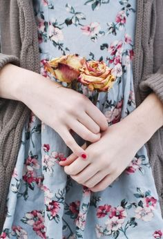 Soft hands.