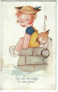 Beatrice Mallet card   eBay
