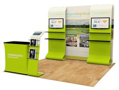 rental displays, exhibit design, trade show booth, booth design in New York, USA.