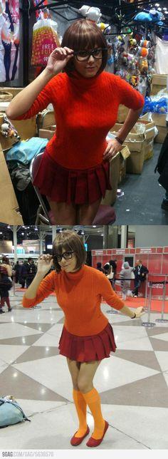 Velma from Scooby-Doo