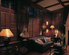 Beauty & function come together in Hunter Douglas window treatments. We offer a wide selection of Hunter Douglas blinds, shades & plantation shutters for your Denver area home. Interior Shutters, Wood Shutters, Window Coverings, Window Treatments, Hunter Douglas Shutters, California Shutters, Shades Blinds, Interior Decorating, Interior Design