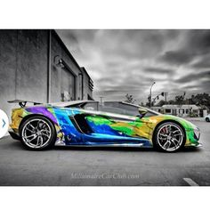 Saw this amazing picture by @millionairecarclub of hands down one - http://www.stickercity.com/sc-vehicle-wraps/saw-this-amazing-picture-by-millionairecarclub-of-hands-down-one…