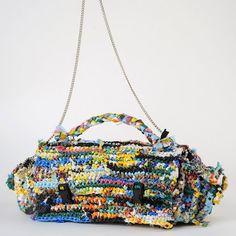 http://www.designspinka.pl/w-kolorach-jesieni/ Torba ekozoficzna wykonana przez Patrycję Smirnow.