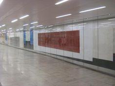 Wandmalerei von Ernst Caramelle 2013