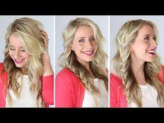 Vertical Lace Braid tutorial