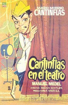 Fortino Mario Alfonso Moreno Reyes - Cantinflas