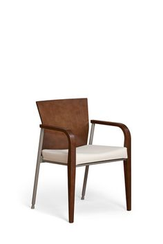 Mingle | Nurture by Steelcase (wood back chair)