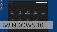 """Αλλάξτε το περιβάλλον των Windows 10 - http://secn.ws/2aICXWj - Το περιβάλλον εργασίας των Windows 10 θα λέγαμε ότι είναι αρκετά """"λείο"""" και αν δεν είστε οπαδός των φωτεινών χρωμάτων στην οθόνη σας, θα μπορούσε να είναι και λίγο κουραστικό για τα μάτια σας. Μπορείτε όμως να μεταβείτε σε"""