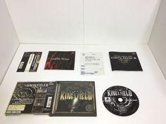 PlayStation King's Field Ⅲ w/ obi spine card Japan import PS PS1 JP NTSC-J F/S