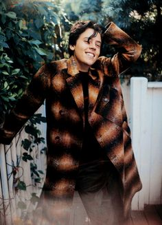 Cole Sprouse for Teen Vogue, 2017