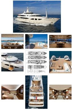 bono The Cyan yacht | diddy yacht cost $ 65 million sean diddy combs s $ 65 million yacht ...