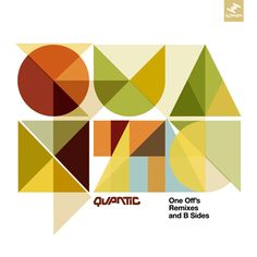 Quantic One Off's, Remixes And B Sides Tru Thoughts