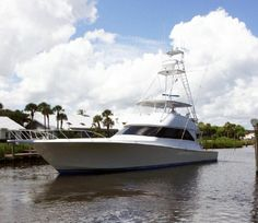 """Viking Sport Fisherman - http://boatsforsalex.com/viking-sport-fisherman/ -                         US$1,895,000  Year: 2006Length: 68'Engine/Fuel Type: TwinLocated In: FL, United StatesHull Material: FiberglassYW#: 8064-2646741Current Price: US$1,895,000 """"Pole Dancer"""" features three staterooms + crew quarters. Salon Upgraded sofa Ultra leather with ..."""
