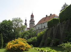 Náchod castle, Czech rep.