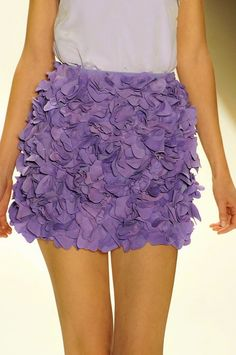 a Navy top would love fantastic with this Lilac skirt!