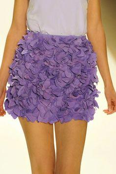 purple  Purple Dress #2dayslook #PurpleDress #kelly751   #anoukblokker  www.2dayslook.com