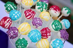 My Little Pony Rainbow Party Full of Cute Ideas via Kara's Party Ideas | KarasPartyIdeas.com #4thBirthday #Party #Ideas #Supplies (15)