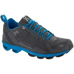 High impact and endurance runners will love the stability and underfoot protection of ON Cloundrunner shoes. Designed to give you durability and absorption during long training sessions on or off the road and endurance runs, these shoes feature the immediately recognizable CloudTec® system that transforms your runs into a more natural and light experience. Perfect for all types of runners.