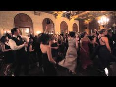 Wedding Flash Mob ~ Great way to kick off a reception!!! Immed following the Bride/Father dance.