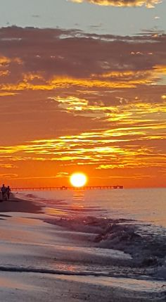 Orange Beach Alabama Gulf Ss Sunrise
