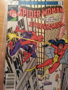 Marvel Comics! Spider-Woman! Issue 20