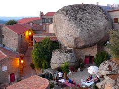 Monsanto, Portugal. The most amazing place I've ever been to - feels as if you are in a fairy tale