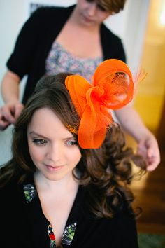 Lorenz Photography~ Bridesmaid in Doie Lounge Getting ready Robe