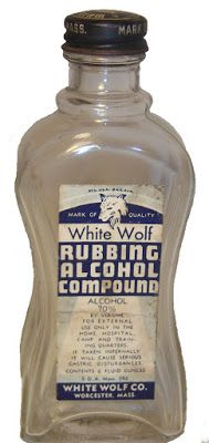 Fluster Buster: 35 Uses for Rubbing Alcohol - WWII Series