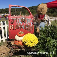 It's Junk Ranch Time in Prairie Grove