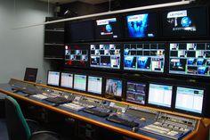 television studio - Google Search