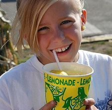 Lemon Shake Up! - I miss these