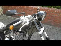 Bobber Suzuki LS 650 - Else - custom exhaust Auspuff Bobber, Savage, Exhausted, Youtube, Autos, Top Hats, Youtubers, Youtube Movies