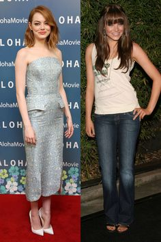Now and Then: 45 Celebrities' First Red Carpet Moments