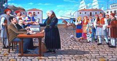 Η αληθινή Ψωροκώσταινα; Η ιστορία μιας ζητιάνας που έσωσε ορφανά παιδιά από την πείνα   CityPatras Under Construction, Historical Photos, Greece, World, Painting, Times, News, The World, Historical Pictures