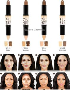 nyx wonder stick - Google Search