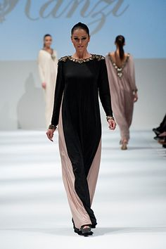 #Abaya and #Dresses collection by #Kanzi