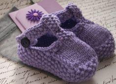 crochet cloggies